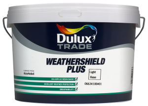Dulux Trade Weathershield Plus
